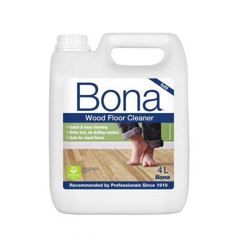 Bona Ricarica Detergente Legno